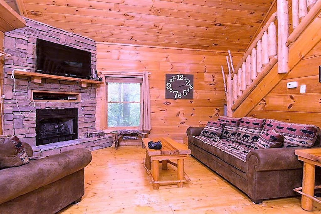 NEW LISTING-Save $/Intro Rate-Secluded MTN Views - Cabins for Rent ...