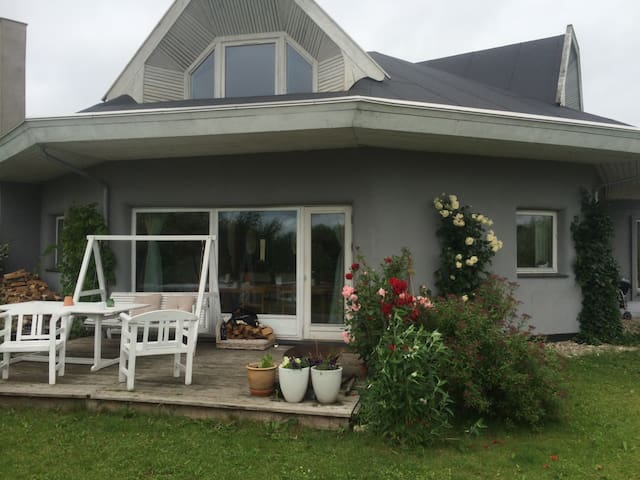 House in Eco village - Ringsted - Casa