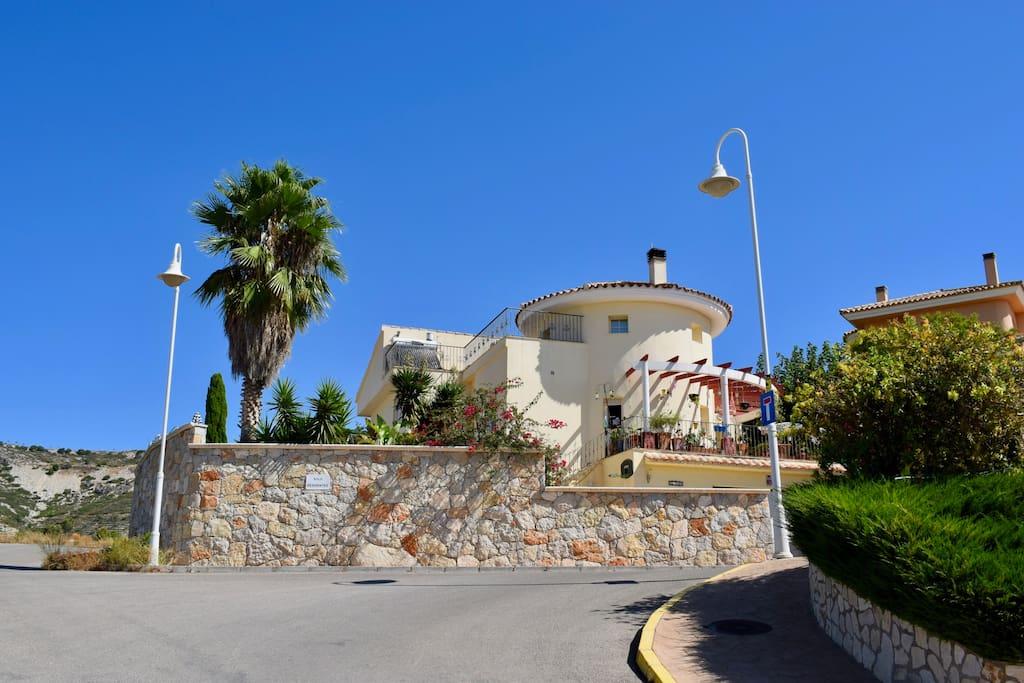 Villa El Faro