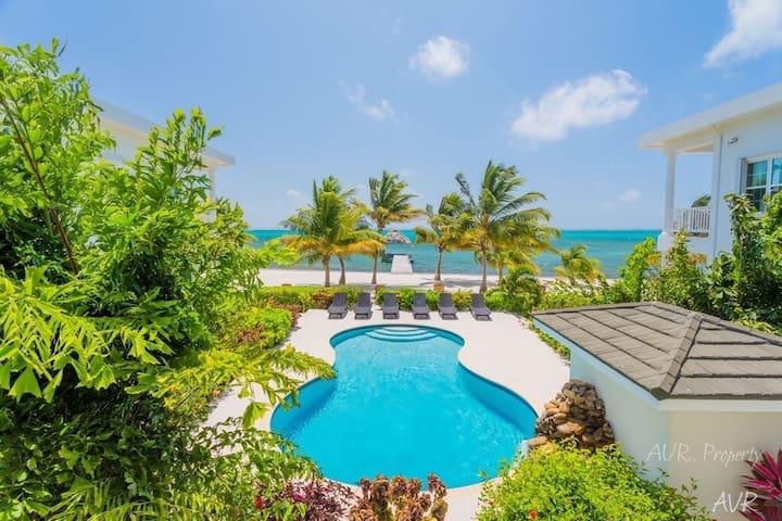 Tara del Sol Belize Oceanfront 3BR