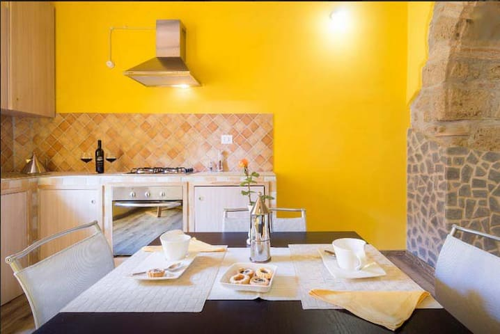 Bellalazio holiday house - Bagnoregio