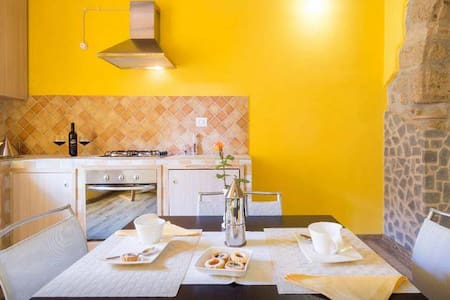 Bellalazio holiday house - Bagnoregio - Radhus