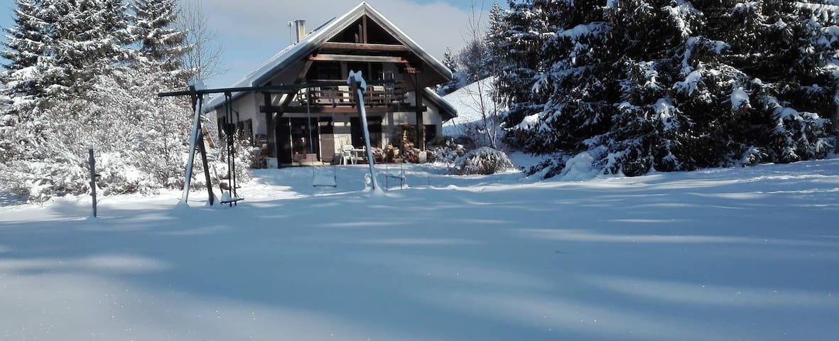 Chalet Alpes  Nature & Vercors 2P