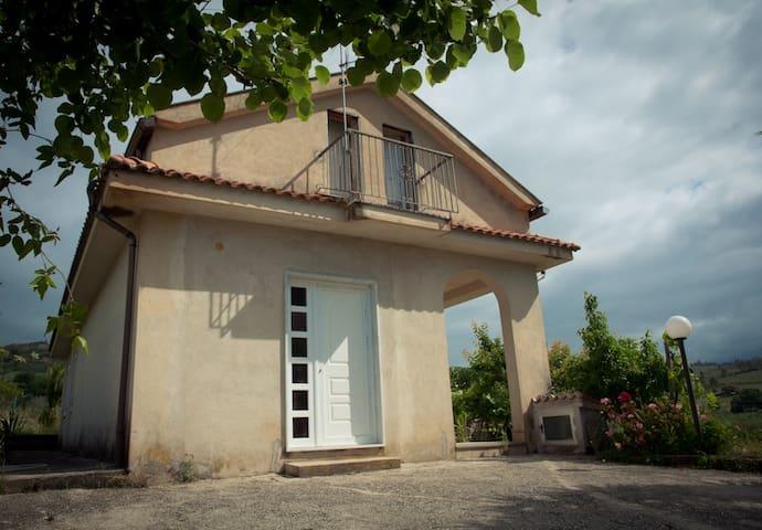 Villetta nel verde - Ascea - House