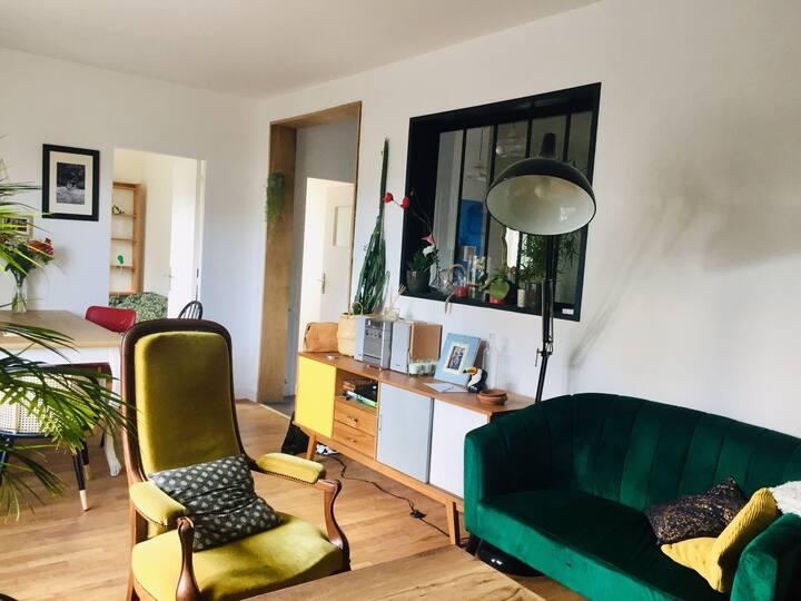 Appartement calme et charmant