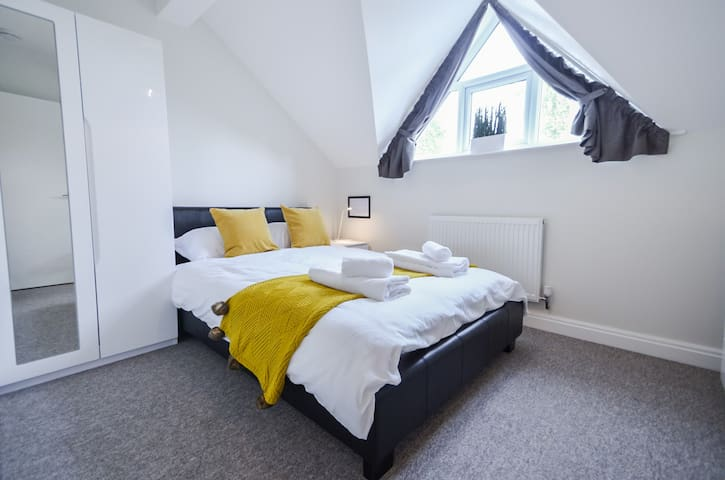 The Cygnet - Cracking 1 bed property including secure parking and Wi-Fi