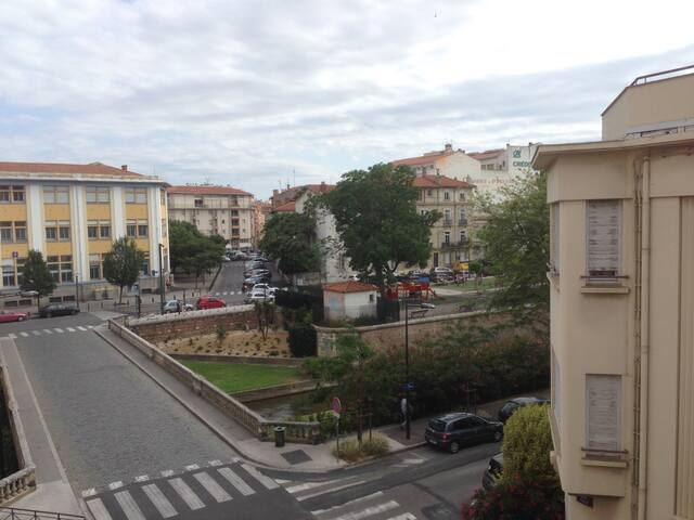 Charmant T3 centre ville - Perpignan - Apartment