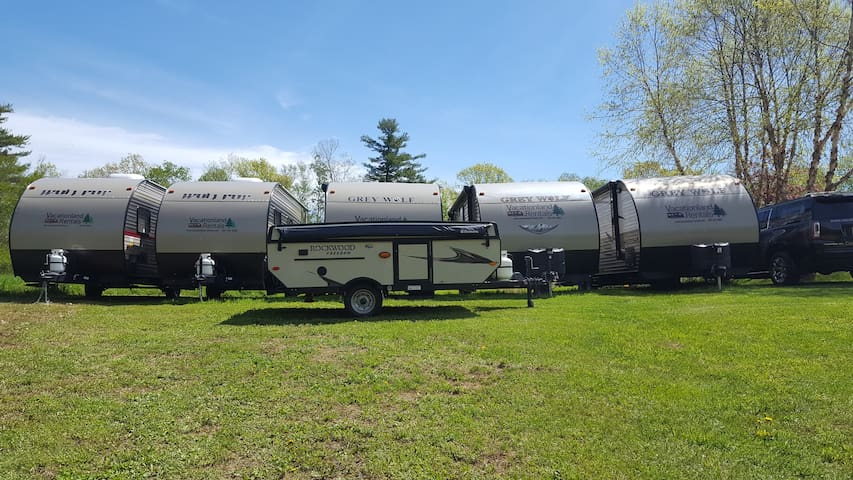 Maine Camper Rentals