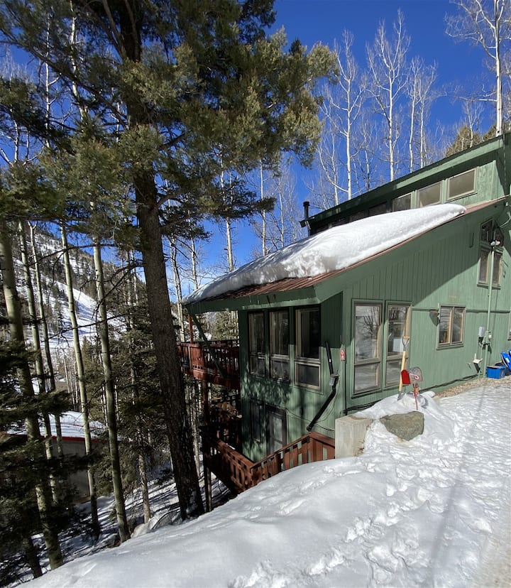 Stay in the TreeTops in Taos Ski Valley