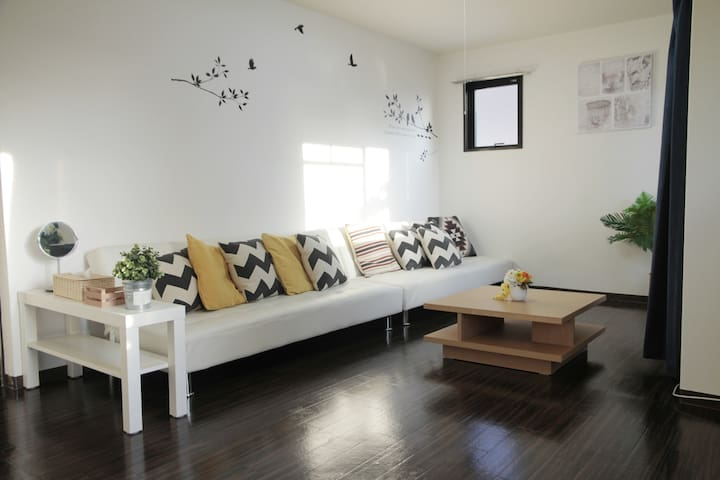 Namba 403, Cozy & Clean 48㎡, Max 8ppl, Cafebar