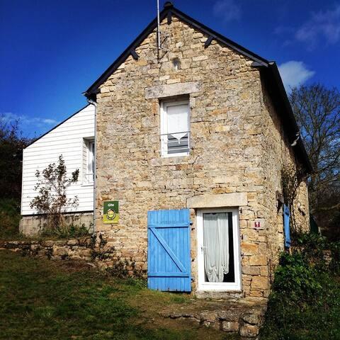 Gîte du domaine de Saint Jouan - Saint-Maudez - House