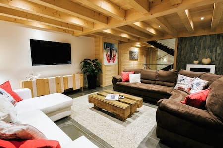 The Alpine Lodge - Les Gets - Lomamökki