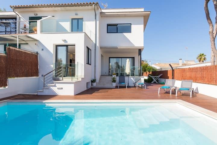 Casa Marian. Spectacular villa with pool