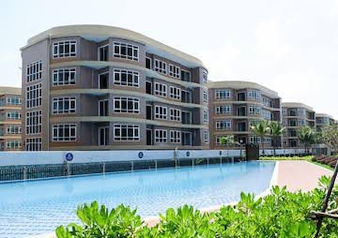Miami BangPu Beachfront Private Condominium