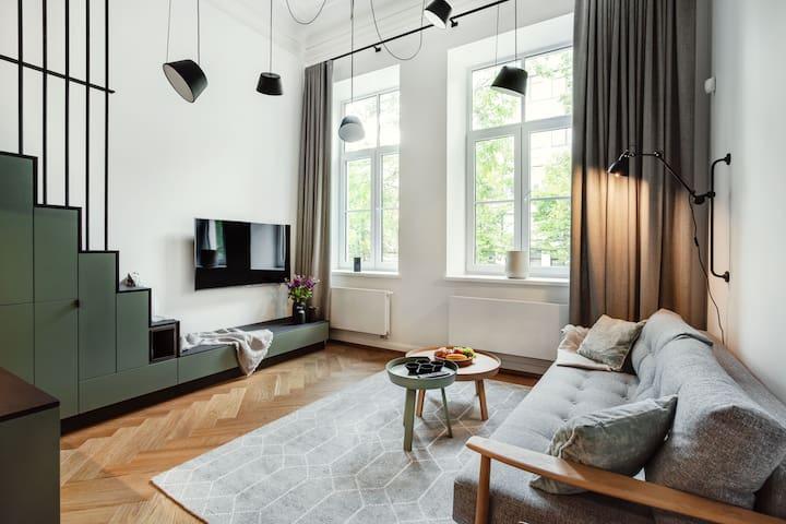 Green Loft Telegrafas Apartments Kaunas