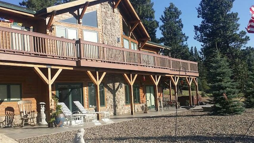 Flying Hogs vacation home Get away - Cle Elum - Huoneisto