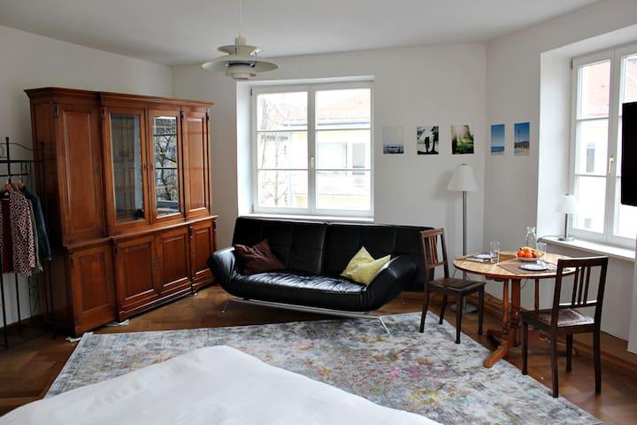 Marienplatz Zimmer (35qm) mit Bad - 慕尼黑 - 公寓