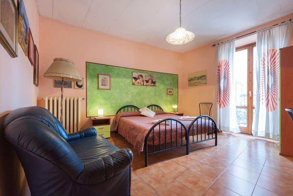 B b soggiorno petrarca room 2 bed breakfasts zur miete for B b soggiorno petrarca