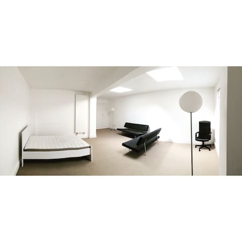 Huge Private Room With Bathroom in Central London - London - Hus