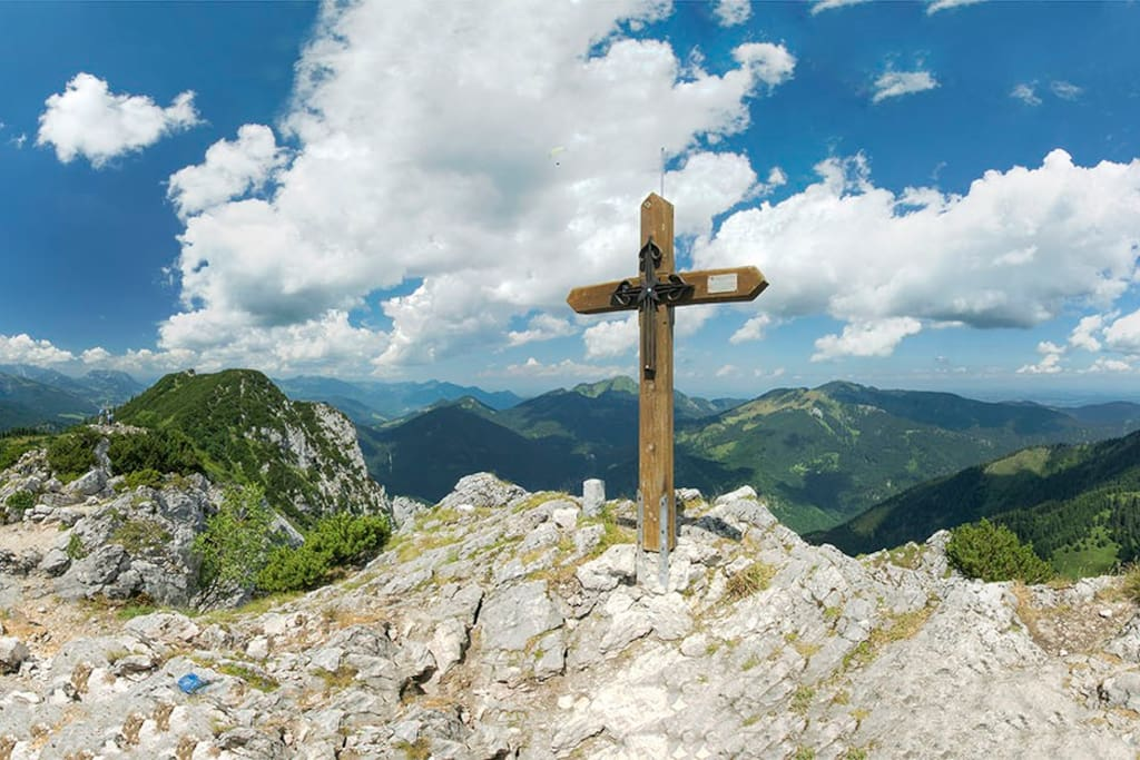 Wanderparadies Chiemgauer Alpen