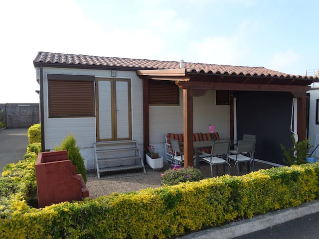 Bungalow con piscina - Colindres - Bungalow