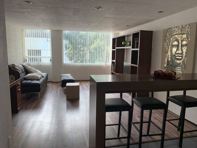 Great apartment in the best location for tourists