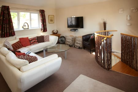 Private apartment close to Stansted Airport - Bed & Breakfast