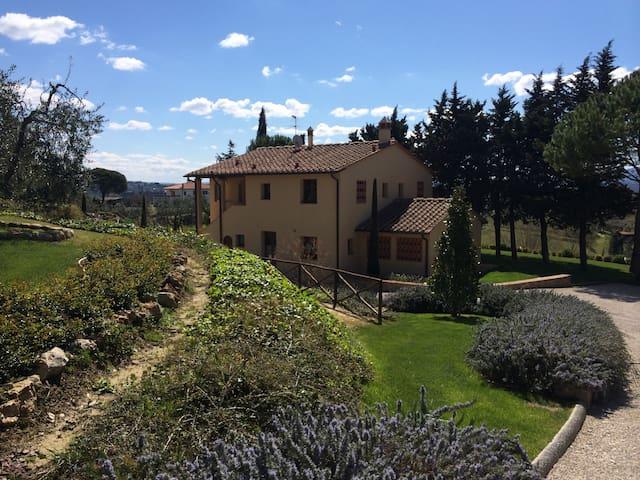 Tenuta S. Antonio Cuore Toscano - Peccioli - Apartment