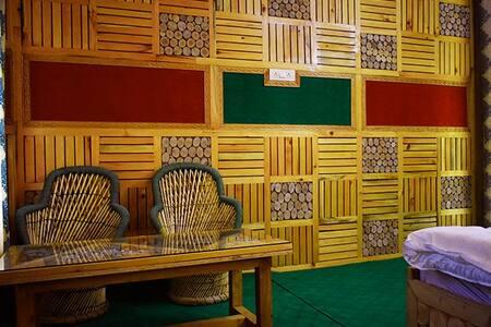 Aanshal Bidagari Homestay Jibhi Ordinary Room