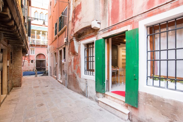 Apartment in the heart of Venice