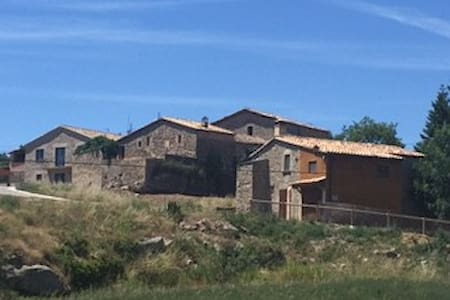 COUNTRY HOUSE in the middle of LLUÇANES /  MASIA - Sant Martí d'Albars - 别墅