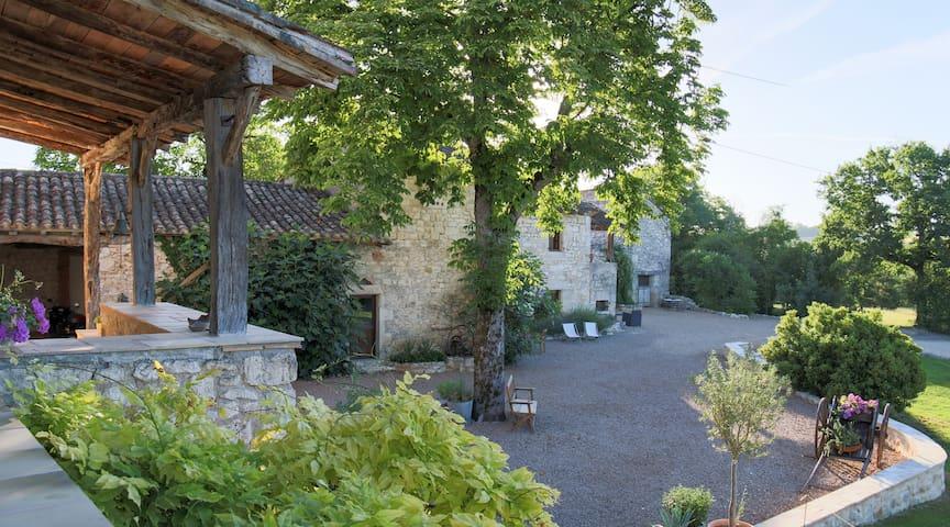 Gîte de la Boissière, maisonette familiale - Andillac