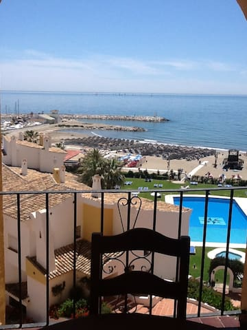 1 bed apartment Puerto Cabopino - Marbella