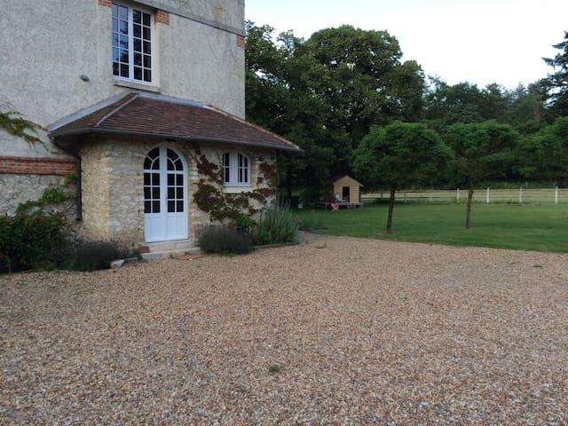 Ancienne ferme rénovée - Ardon - House