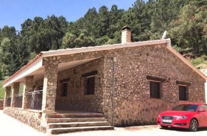 Villa Candela Riopar