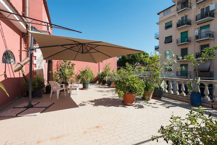Villino Italia - En-suite 2 by subway Cornelia
