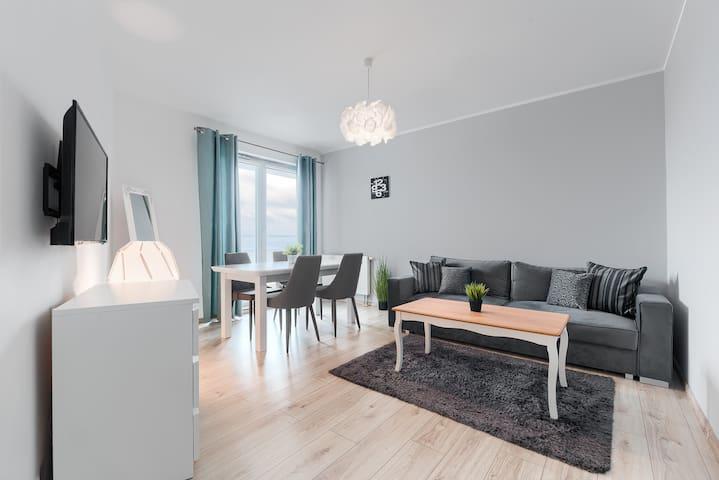 Apartament 70m2 ~perfect for family or group ~