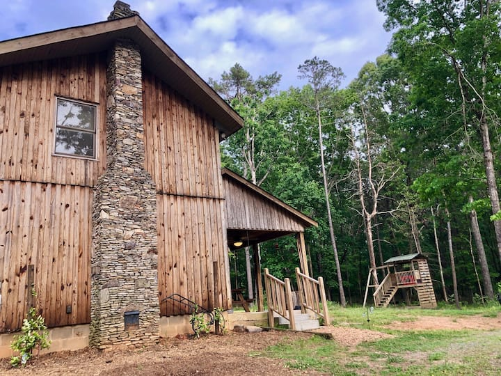 Dal's Place in Blue Ridge Mountains