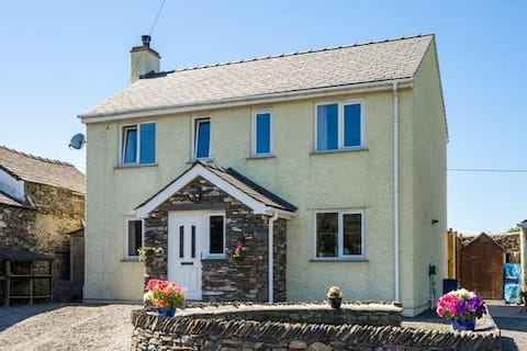 Green View, close to coniston lake. Pet friendly