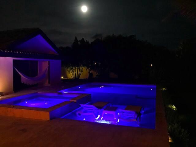BuenaVentura Los Portales Villa - Relaxed comfort!