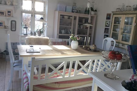 Charming house, 30 min from Aarhus - Ry