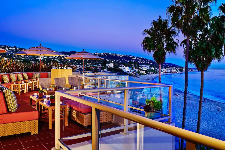 Pacific Terrace at The Inn at Laguna Beach