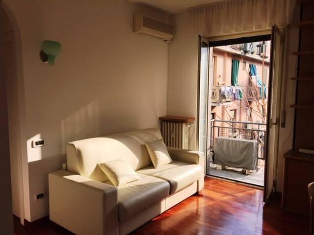 Room near Fiera Milano City & Metro - Milano - Lägenhet