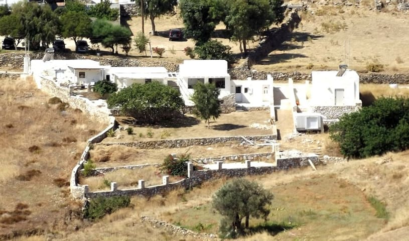 "Kostos Village Peaceful Home ""Greek Island Paros"""