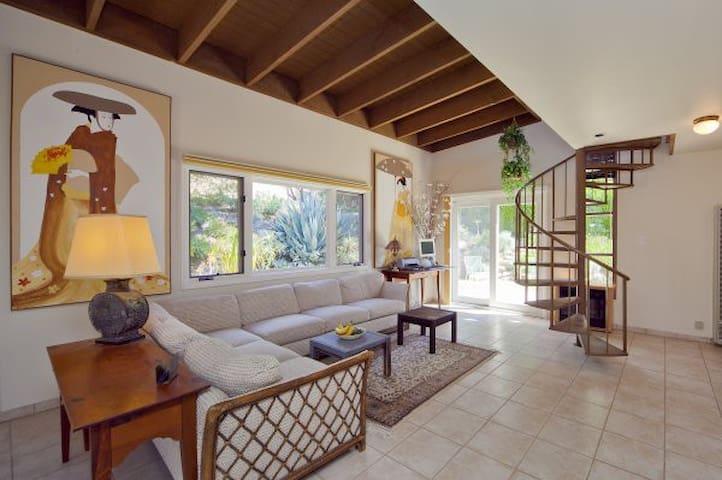Montecito Ocean View Guest House - Montecito - Hus