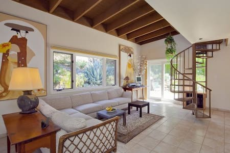 Montecito Ocean View Guest House - 一軒家
