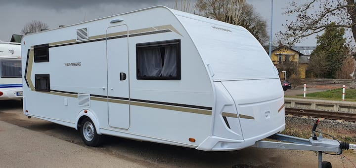 Weinsberg CaraOne 550 UK Cali Wohnwagen