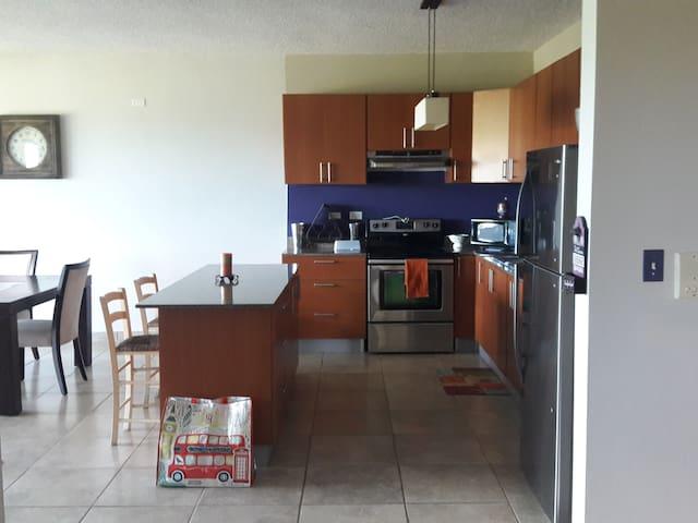 Beach Front Condo Apartmnt-The Kai Villa @ MarAzul - Aguada - Wohnung