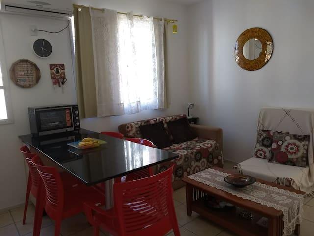 Sala c/ Cozinha Conjugada