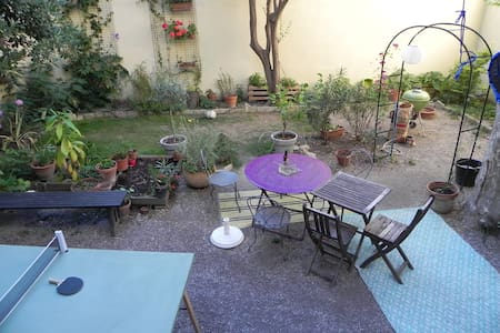 Comfortable room in the city center close to every - Marseille - Appartement